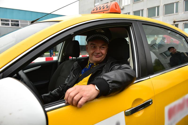 Такси Москвы совершили более 760 тысяч поездок