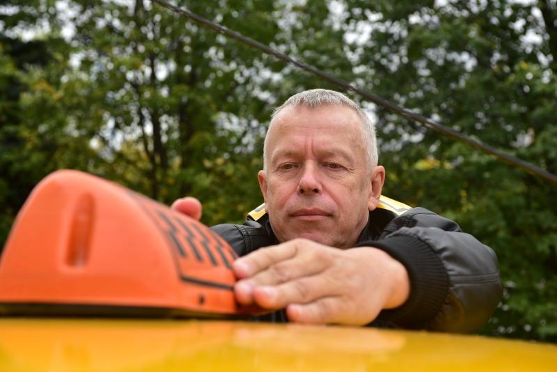 Департамент транспорта ограничит количество такси в Москве