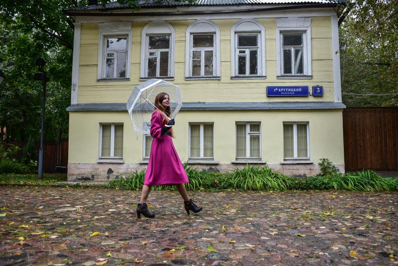 Синоптики Москвы пообещали потепление и дожди с 15 ноября