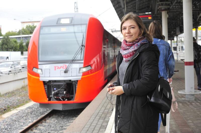 Поезда «Ласточки» будут курсировать до двух часов ночи из-за матча ЦСКА – «Рома»