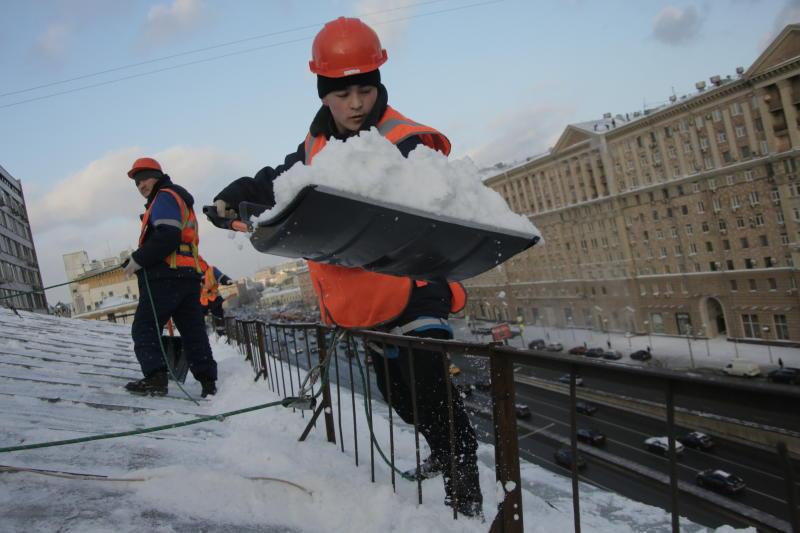 Порядка 900 нежилых зданий в Москве будут под наблюдением камер