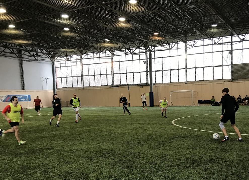 Турнир по футболу прошел в Северном Чертанове