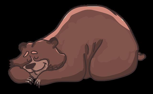 Московские медведи ушли в спячку