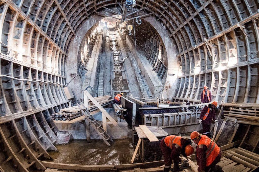 Рекордные 66 метров вглубь: как специалисты построят подводный тоннель в Нагатинском Затоне