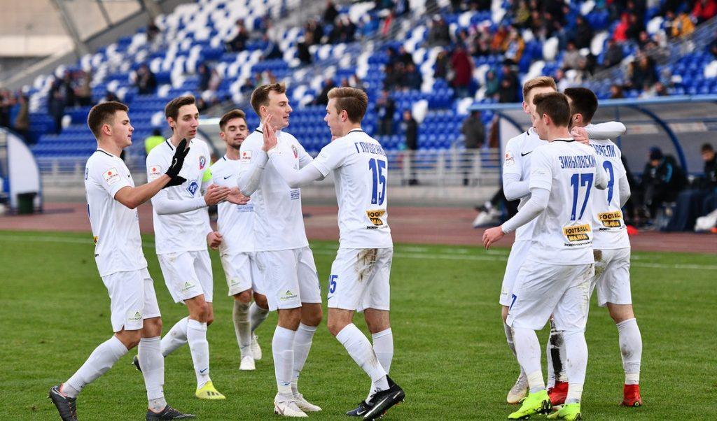 Игроки «Чертаново» разгромили «Зенит-2» в матче Футбольной национальной лиги