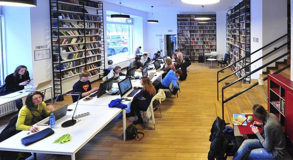 Наталья Сергунина назвала самые популярные библиотеки Москвы