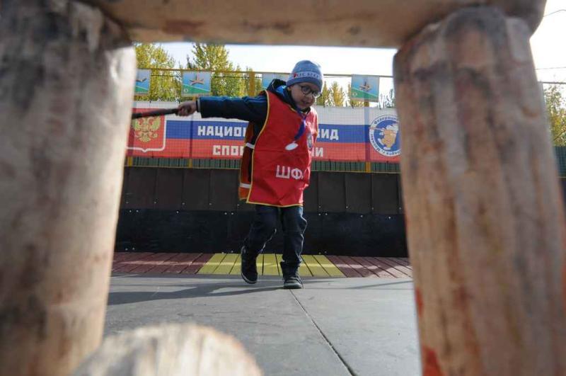 Рекордное количество участников зарегистрировались на Кубок Москвы по игре в «Городки»
