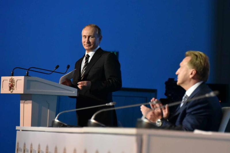 Владимир Путин подписал указ о создании инновационного кластера в Москве