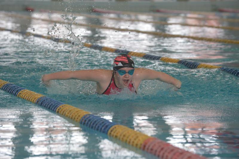Юные жители юга поучаствуют в соревнованиях по плаванию
