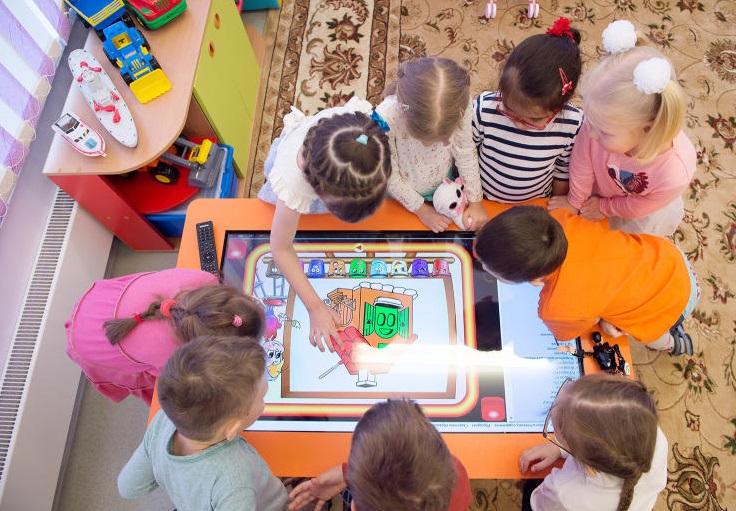 Ребят из детского сада №870 познакомят с бытом и традициями народов России
