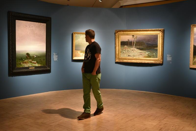 Между небом и озером Иссык-Куль: в Дарвиновском музее откроется фотовыставка. Фото: Пелагия Замятина, «Вечерняя Москва»