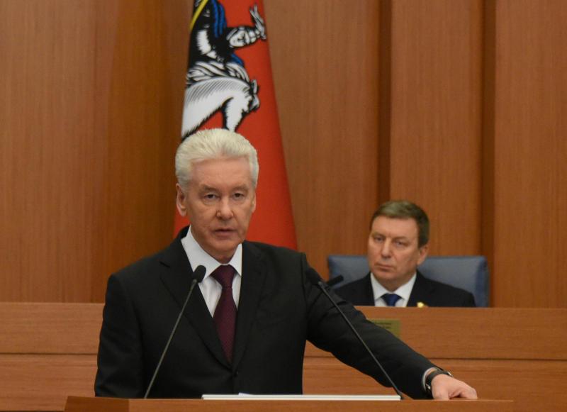 Собянин рассказал о реставрации московских храмов