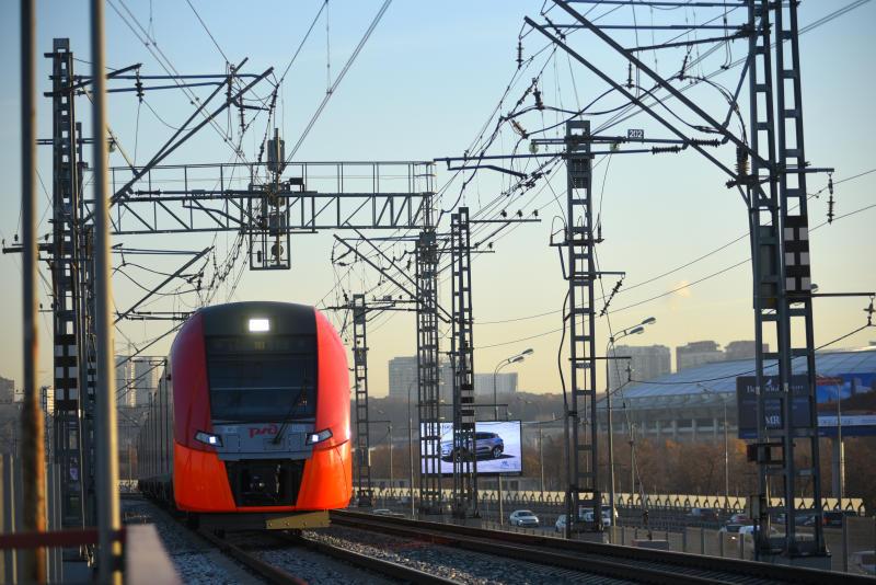 Московским центральным кольцом воспользовались около 250 миллионов человек с момента запуска