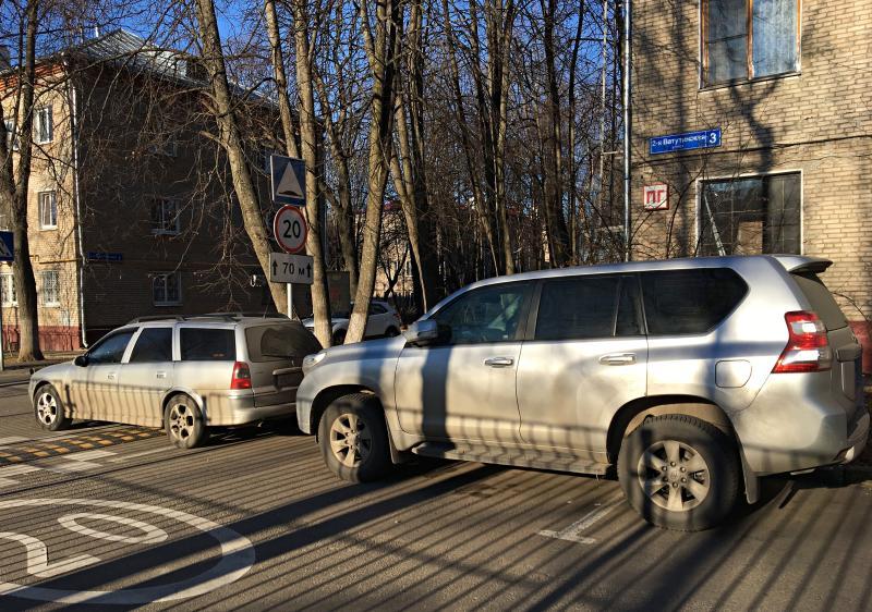 Столичные власти продолжат благоустраивать городские улицы на средства от платных парковок
