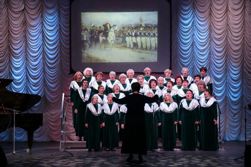 Единство голосов: в Культурном центре «Москворечье» прошел хоровой фестиваль