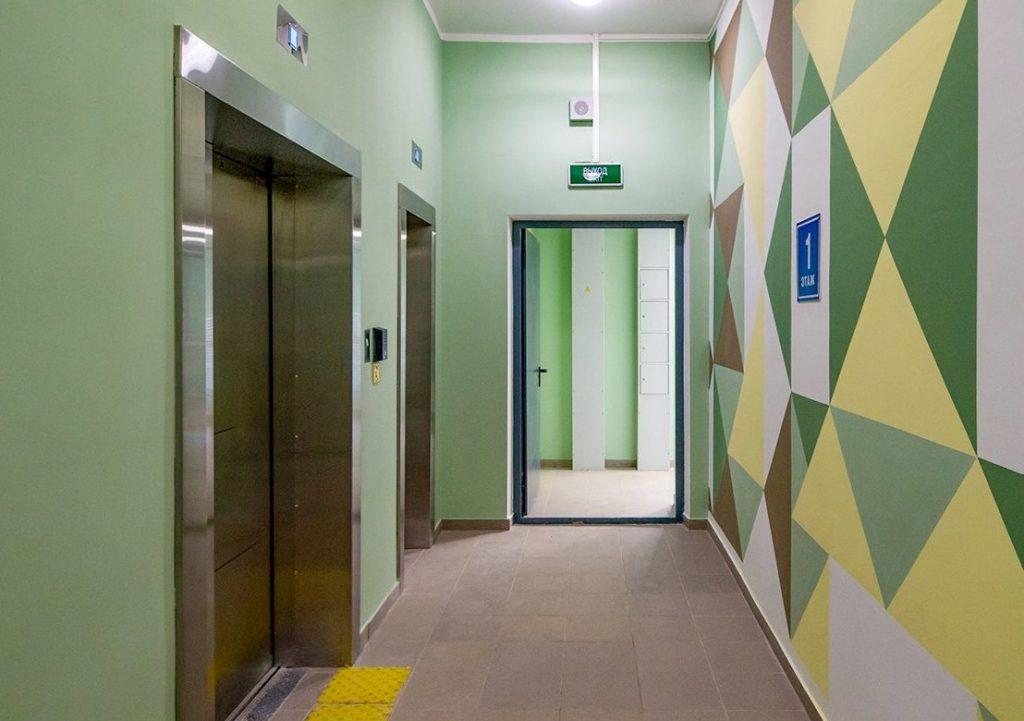 Специалисты заменят лифты в шести домах Южного округа