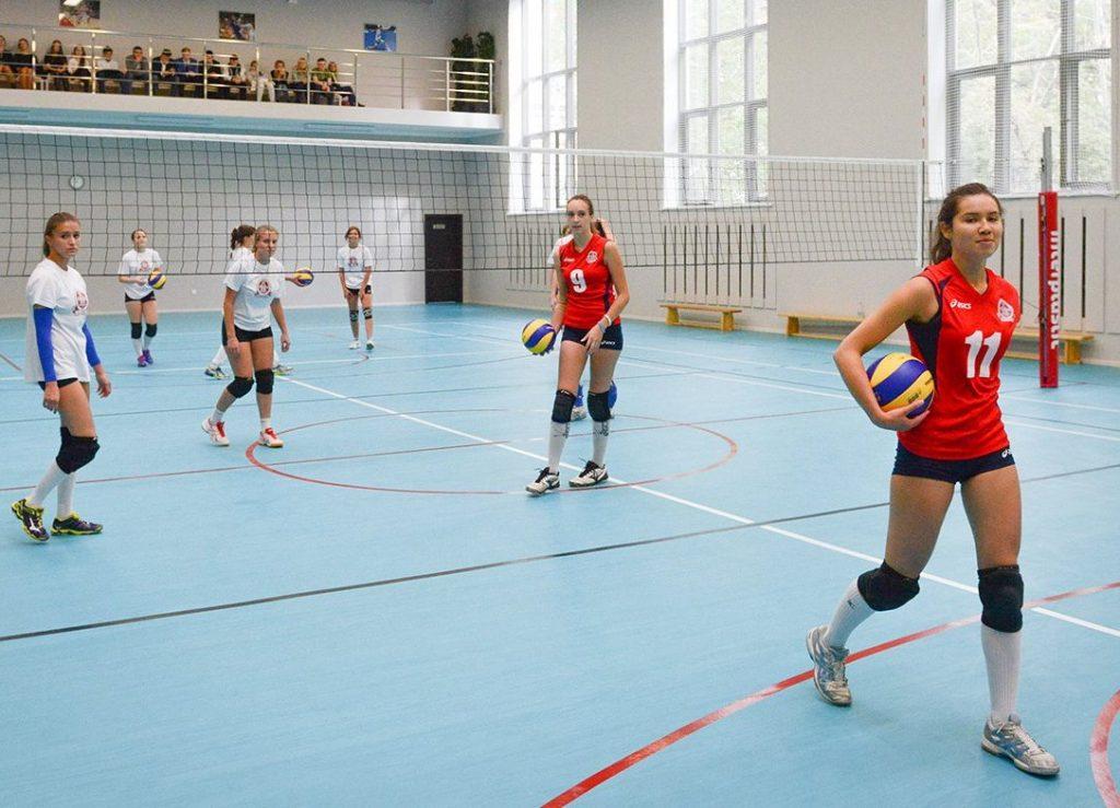 Турнир по волейболу пройдет в Южном округе