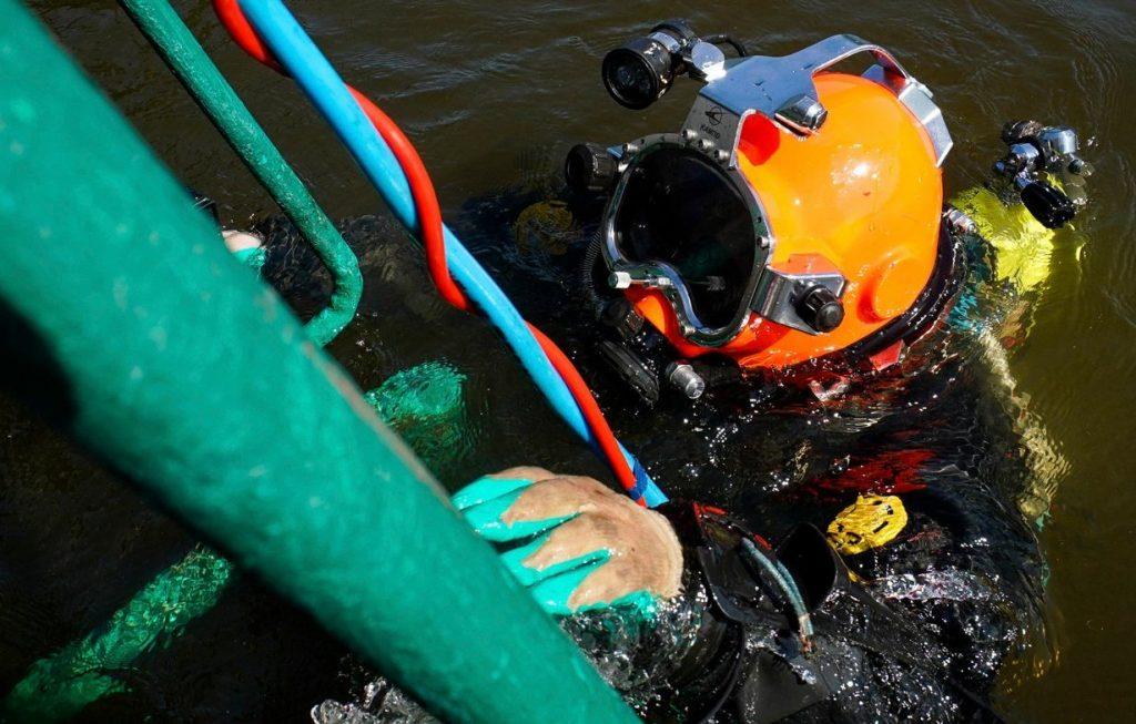 Подводные газопроводы на юге реконструируют по новым технологиям