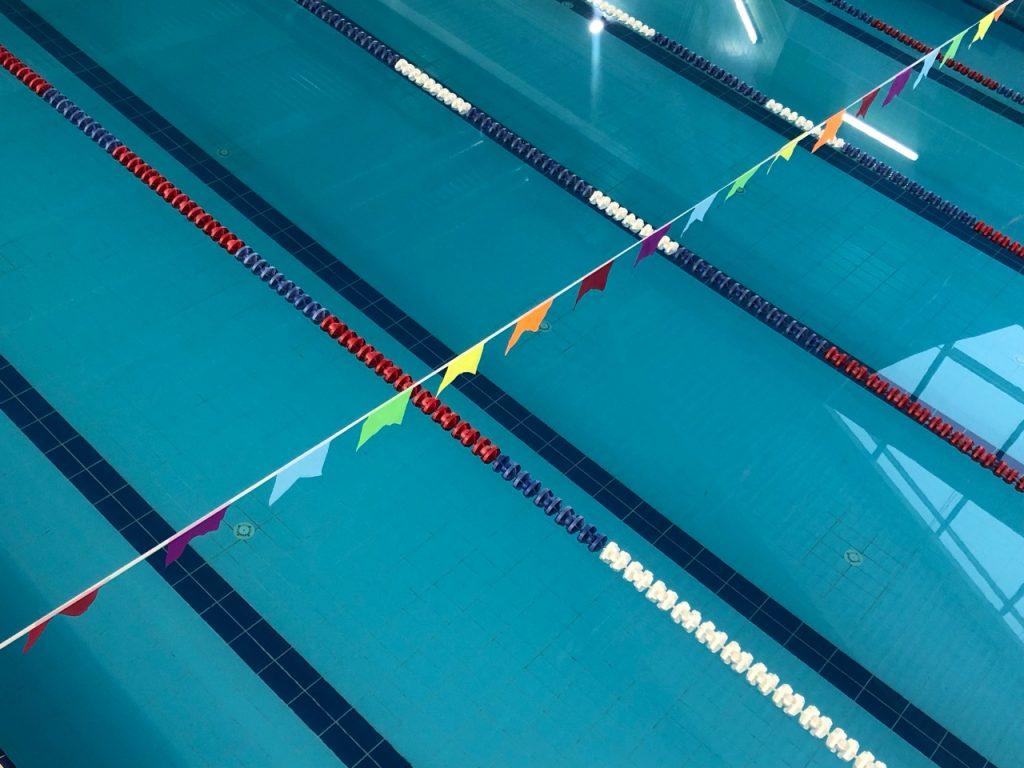 Большой всплеск: масштабные соревнования по плаванию провели на юге. Фото: Анастасия Маслова