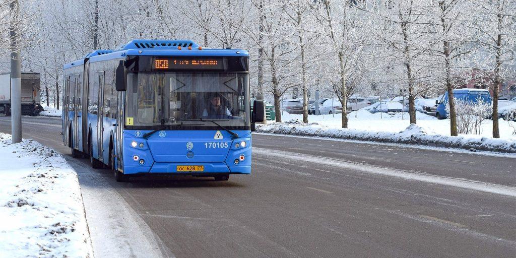 Режим работы транспорта в новогоднюю ночь изменится