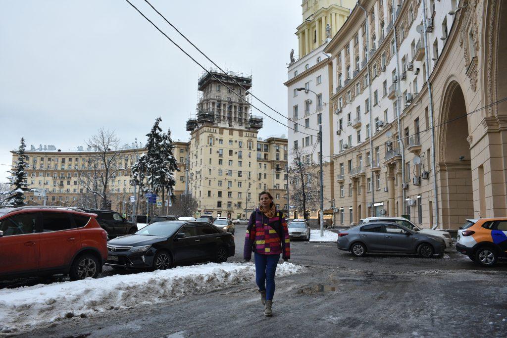 Дом № 30 по Ленинскому проспекту в наши дни. Фото: Пелагия Замятина, «Вечерняя Москва»