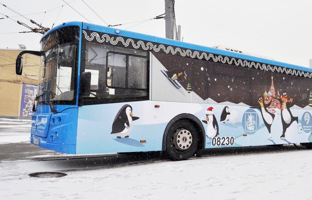 Маршруты автобусов в Южном округе изменятся