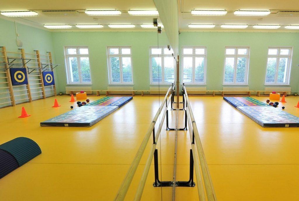 Гимнастический зал построят в спортивном центре «Труд». Фото: сайт мэра Москвы