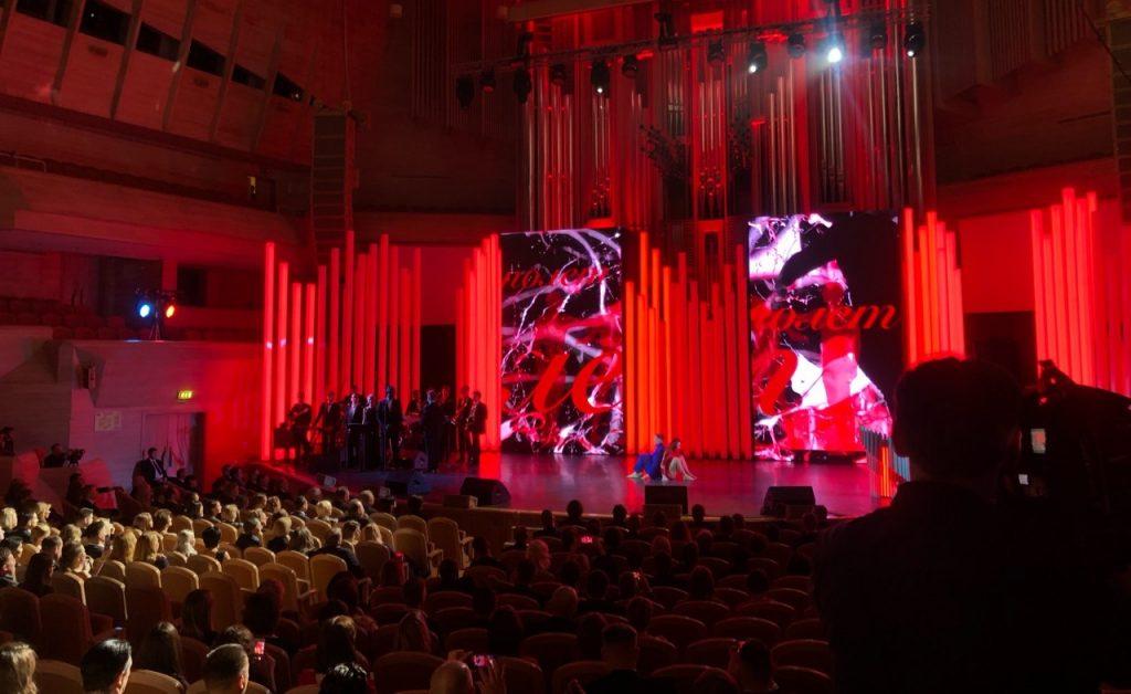 Лучших танцоров наградили премией «Экзерсис». Фото: Анастасия Маслова