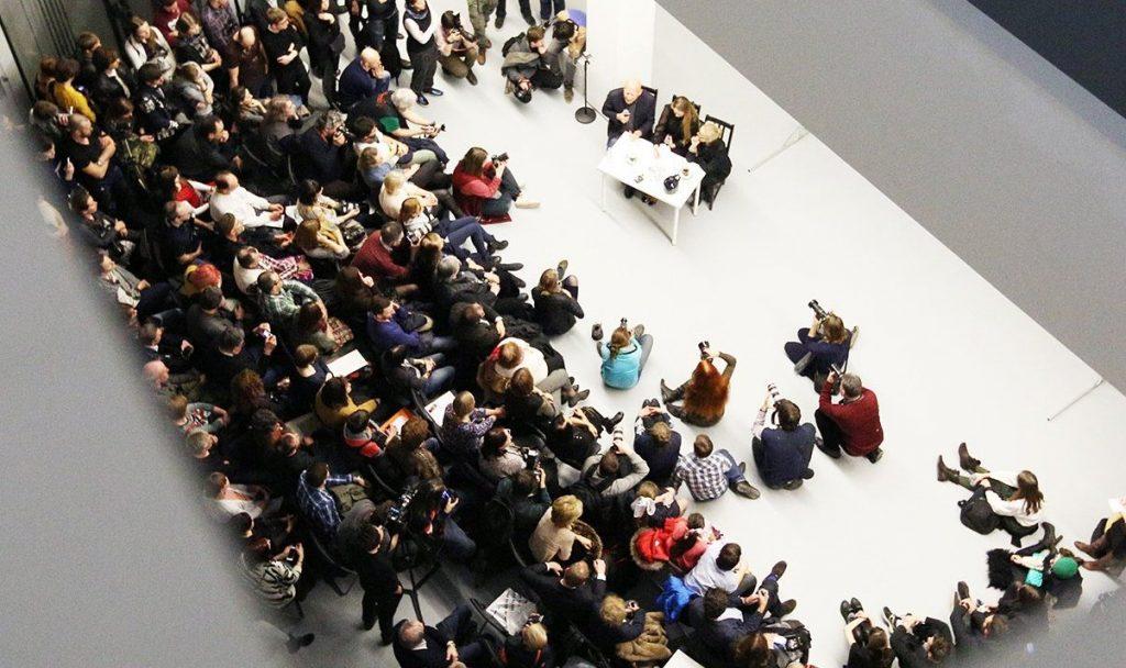 Встреча с известным режиссером пройдет в Культурном центре «Авангард»