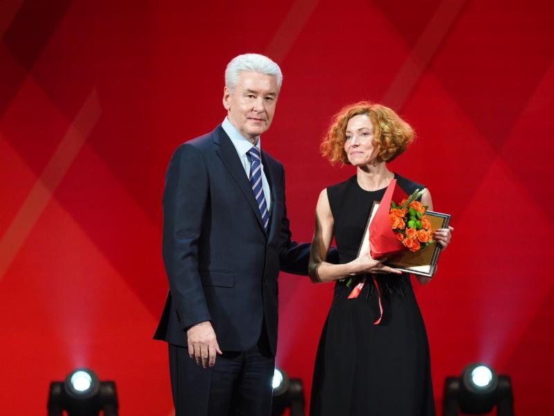 Сергей Собянин наградил лауреатов конкурса «Московская реставрация – 2018»