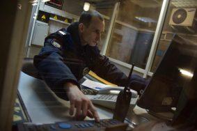 Работает полиция. Фото: Антон Гердо