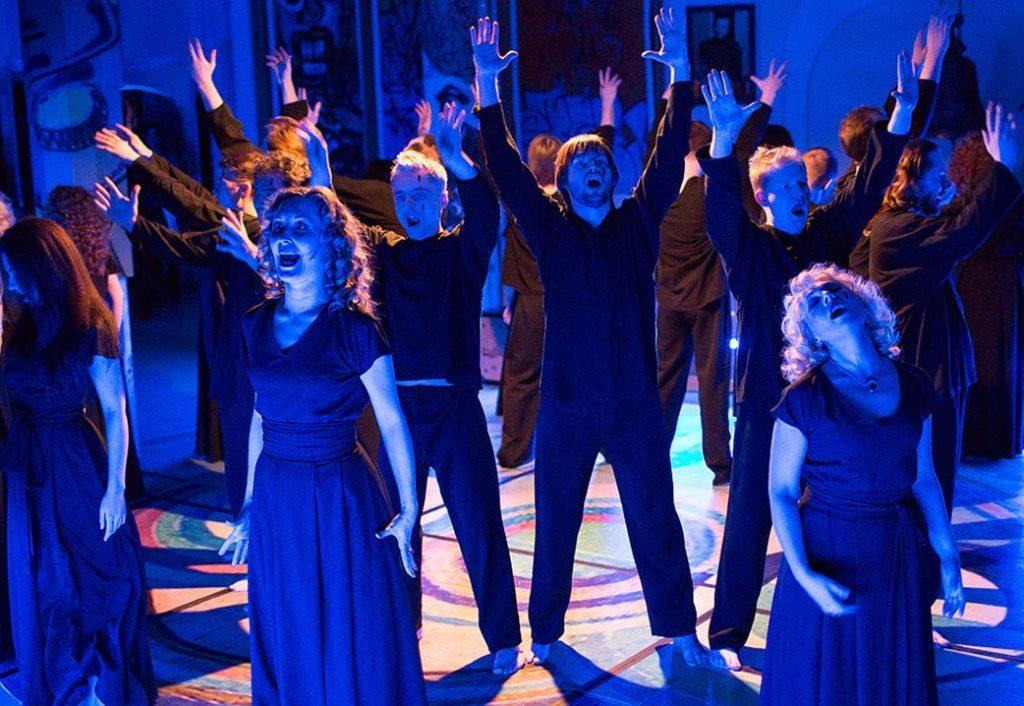 Певческие ансамбли юга пригласили поучаствовать в фестивале «Виват-хор!»
