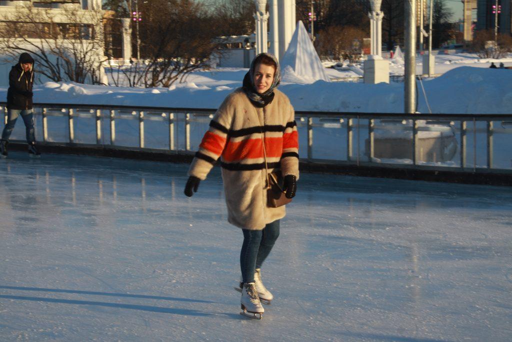 Более полуторы тысячи катков будут работать в Москве