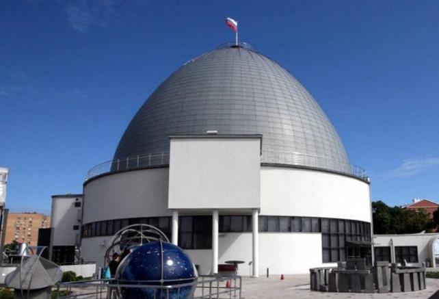 Московский планетарий пообещал сразу два астрономических явлений. Фото: Игорь Ивандиков