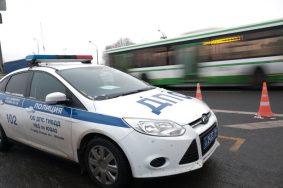 Работает полиция. Фото: Максим Аносов