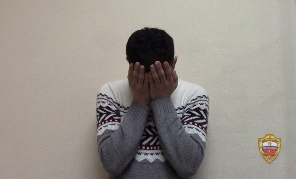 Полицейские УВД по ЮАО задержали подозреваемых в грабежах