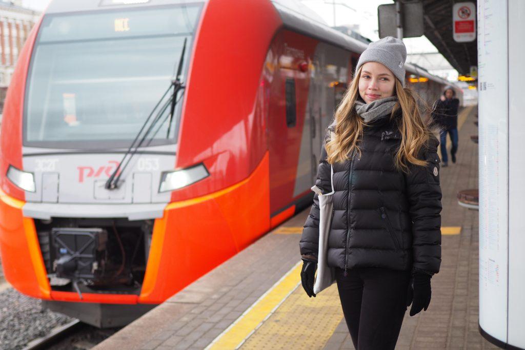 Интеграцию станций МЦК и железнодорожных платформ завершат в 2019 году
