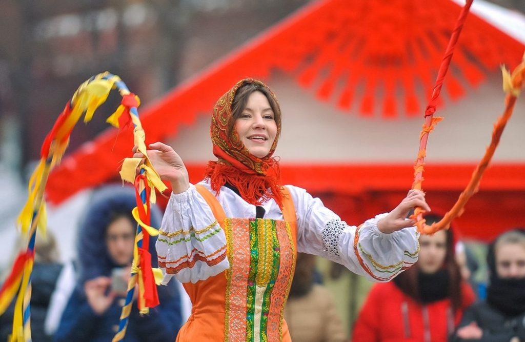 Народные песни и хороводы: в столице выступит ансамбль «Яринея»