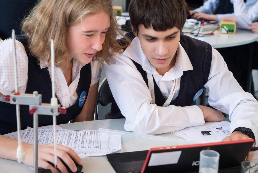Самую большую школу в России откроют в Южном округе