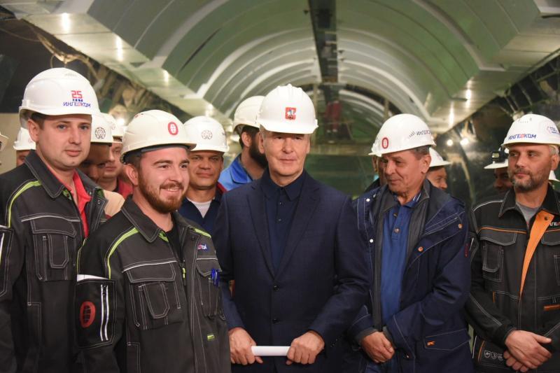 В Москве утвердили проект планировки ТПУ «Авиамоторная»