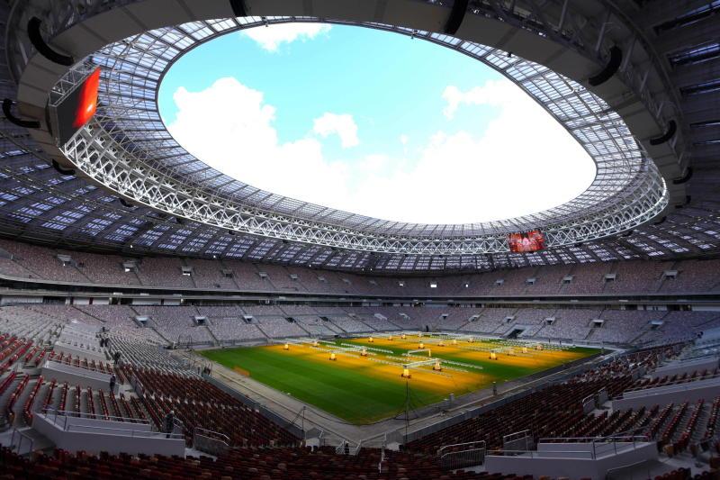 Московский стадион «Лужники» признали лучшим в мире