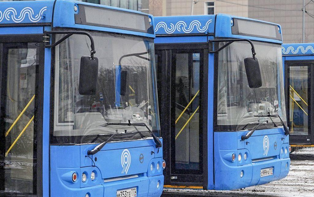 Общественный транспорт на юге ускорят. Фото: сайт мэра Москвы