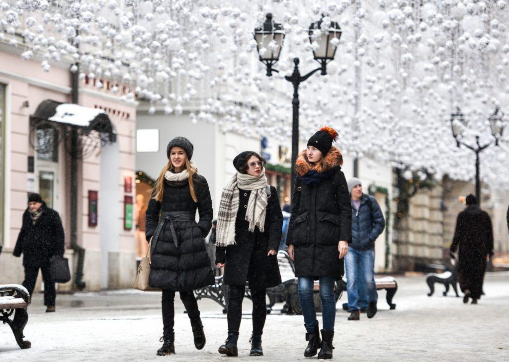 Морозная погода сохранится в предпоследний день 2018 года