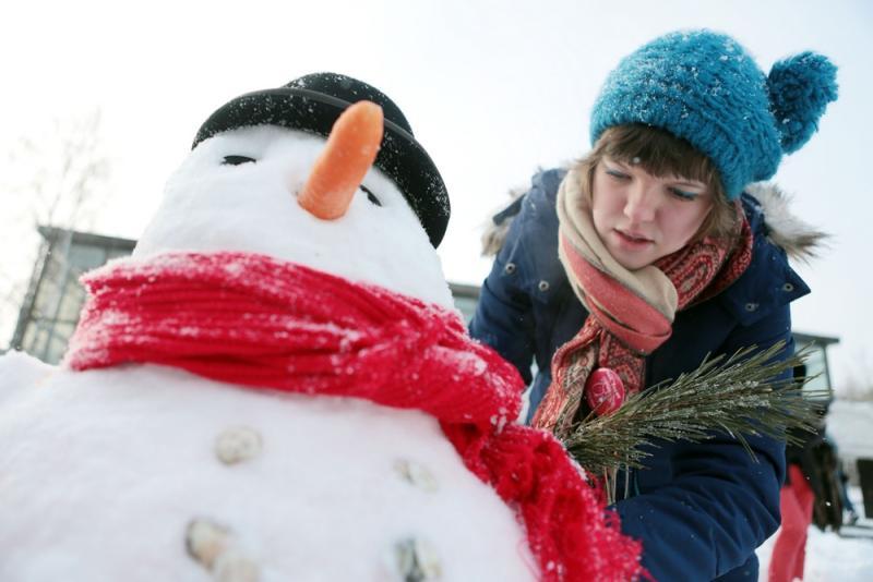 Фестиваль снеговиков организуют в Северном Чертанове