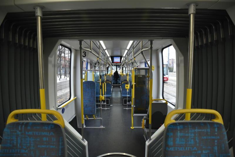 Трамвайные пути на юге отремонтировали. Фото: архив, «Вечерняя Москва»