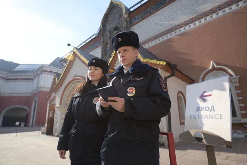 Полицейские УВД по ЮАО задержали подозреваемого в совершении кражи косметики на 2 млн рублей