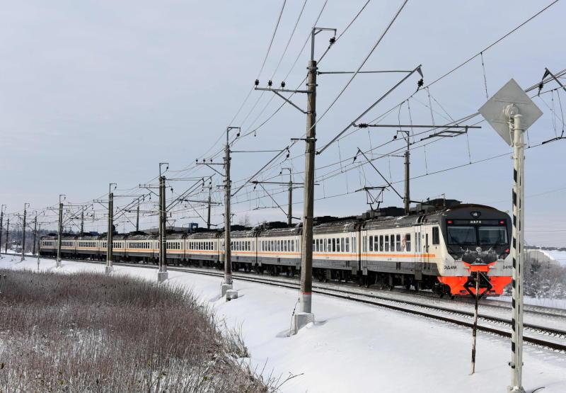 График движения поездов Курского и Павелецкого направления изменится