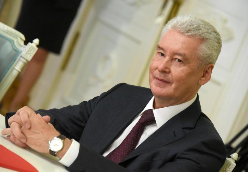 Собянин отметил снижение в столице налоговой нагрузки на бизнес в 2019 году