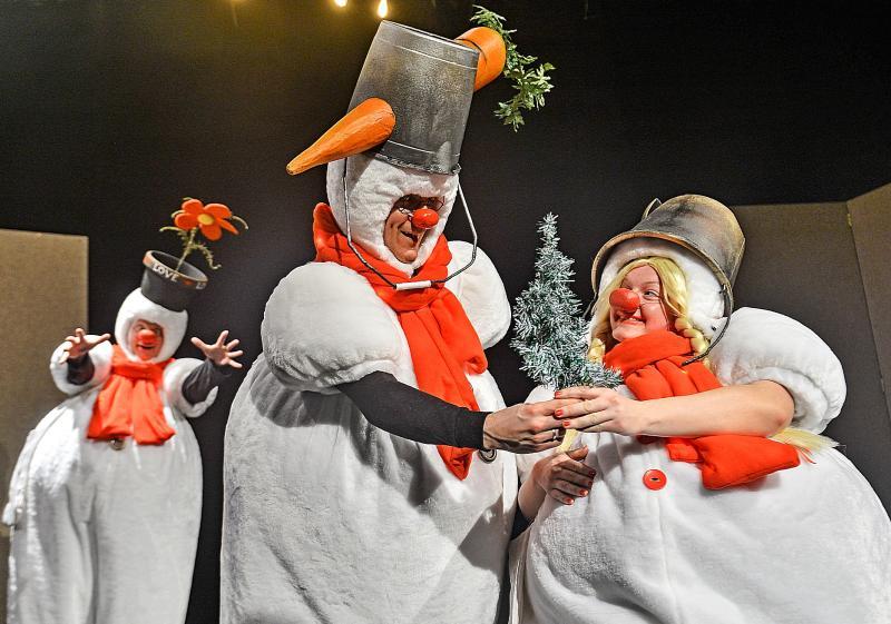Школа снеговиков и путешествие дракона: какие представления покажут на Ореховом бульваре