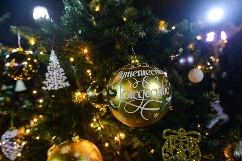 Жителям юга покажут театрализованные представления на площадке «Путешествие в Рождество»